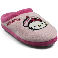 Schuhe Mädchen Hausschuhe Hello Kitty KAMELLE PINK