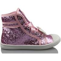 Schuhe Mädchen Sneaker High Hello Kitty CAMOMILLA MILANO GLIPPER PINK