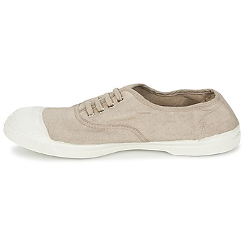 Bensimon TENNIS LACET Dark / Beige - Schuhe Sneaker Low Damen 3999