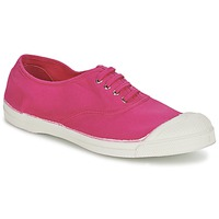 Schuhe Damen Sneaker Low Bensimon TENNIS LACET