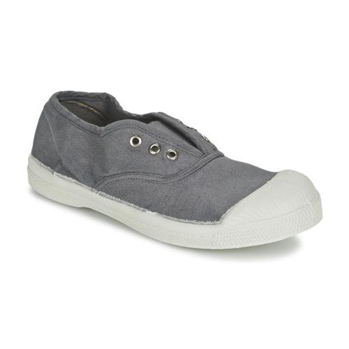 Schuhe Kinder Sneaker Low Bensimon TENNIS ELLY Grau