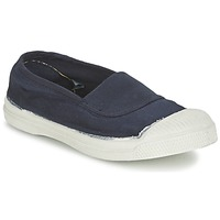 Schuhe Kinder Sneaker Low Bensimon TENNIS ELASTIQUE Marine
