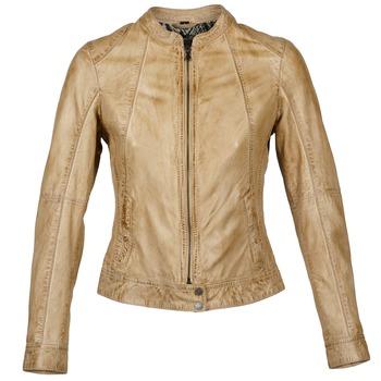 Kleidung Damen Lederjacken / Kunstlederjacken Oakwood 61712 Braun