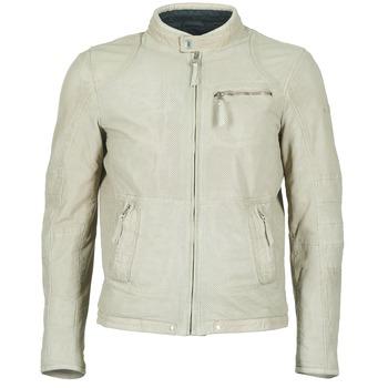 Kleidung Herren Lederjacken / Kunstlederjacken Redskins MANNIX Beige