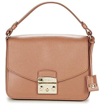 Taschen Damen Handtasche Furla METROPOLIS Cognac