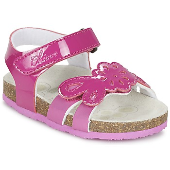 Schuhe Mädchen Sandalen / Sandaletten Chicco HAMALIA Rose