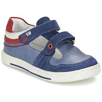 Schuhe Jungen Sandalen / Sandaletten Chicco CUPER Blau