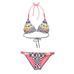 Kleidung Damen Bikini Rip Curl CANCUN TRISET Multifarben