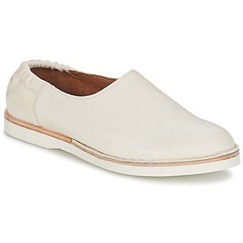 Schuhe Damen Slip on Shabbies STAN Weiss