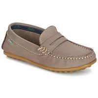 Schuhe Jungen Slipper Aster MOCADI Beige
