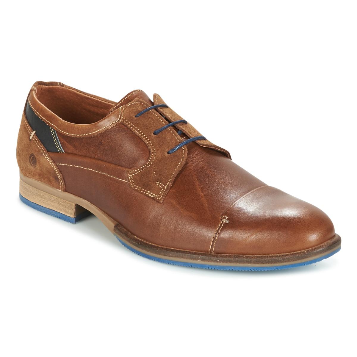 Carlington ENDRI Camel - Kostenloser Versand bei Spartoode ! - Schuhe Derby-Schuhe Herren 47,99 €