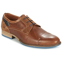 Schuhe Herren Derby-Schuhe Carlington ENDRI Camel