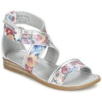 Schuhe Mädchen Sandalen / Sandaletten Mod'8 JOYCE Multifarben