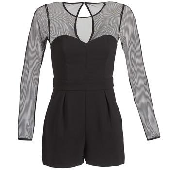 Kleidung Damen Overalls / Latzhosen BCBGeneration CHARLOTTE Schwarz