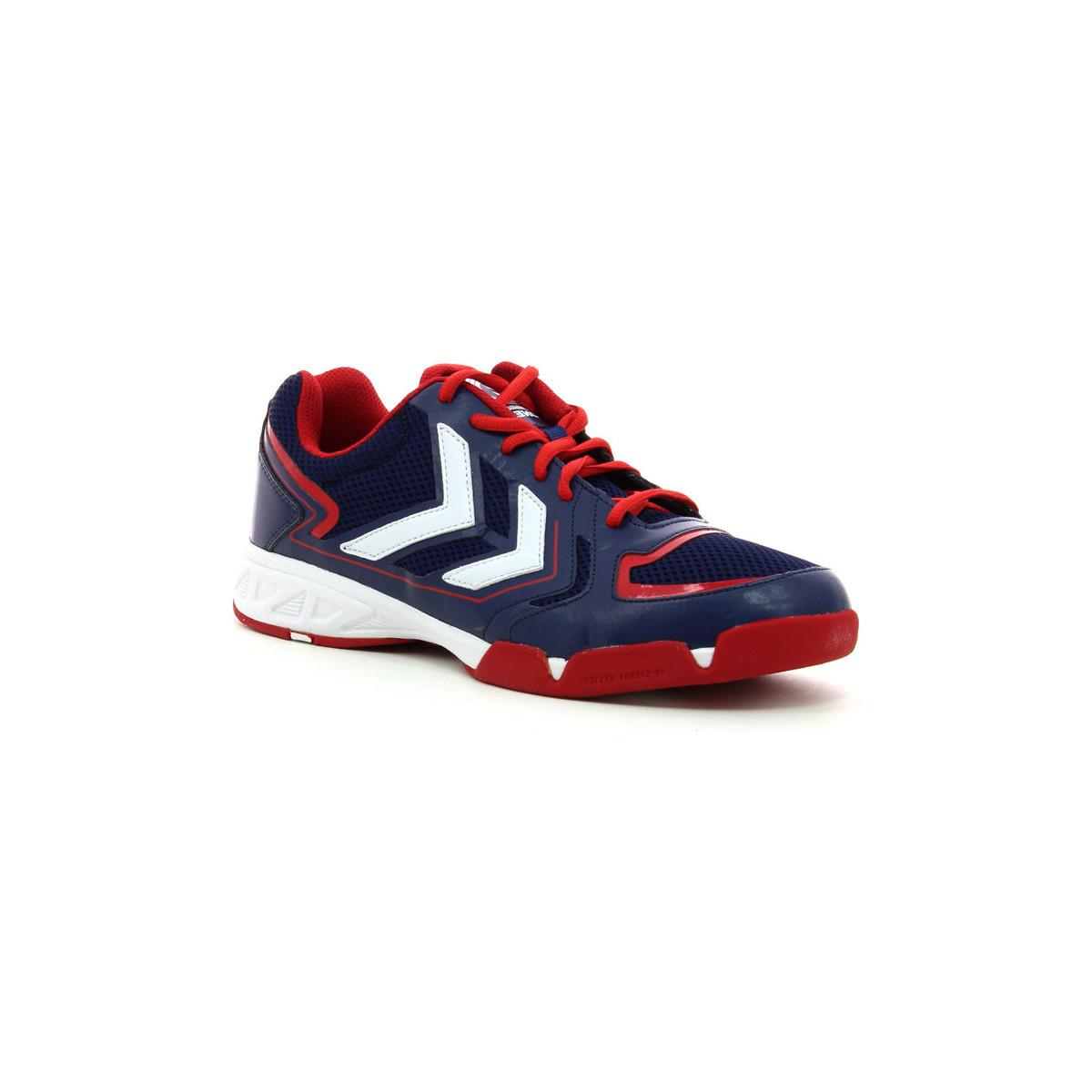 Hummel Celestial X5 Marine/rouge - Schuhe Indoorschuhe  39,90 €