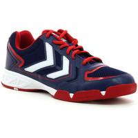Schuhe Indoorschuhe Hummel Celestial X5 Marine/rouge