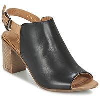 Schuhe Damen Sandalen / Sandaletten Casual Attitude SERIN Schwarz
