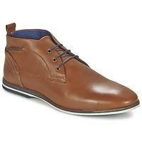 Schuhe Herren Boots Casual Attitude MANXIO Braun