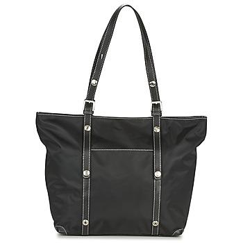 Taschen Damen Shopper / Einkaufstasche Pourchet JASMIN Schwarz / Braun
