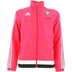 Kleidung Herren Trainingsjacken adidas Performance S19458 Jacke Man Pink Pink