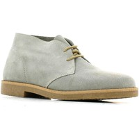Schuhe Damen Boots Grace Shoes 1001 Ankle Frauen Grey Grey