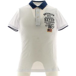 Kleidung Herren Polohemden Key Up 054S 0001 Polo Man nd nd