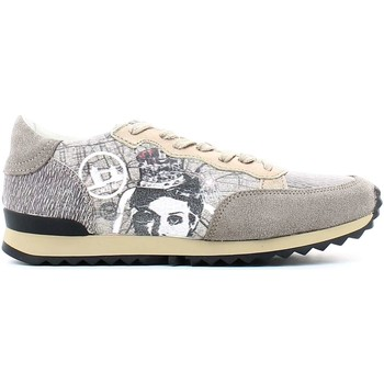 Schuhe Damen Sneaker Low Y Not? W15 AYW105 Turnschuhe Frauen Taupe Taupe