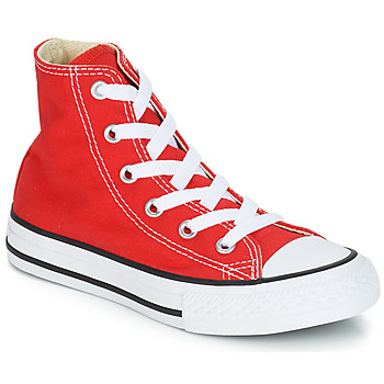 Schuhe Kinder Sneaker High Converse CHUCK TAYLOR ALL STAR CORE HI Rot