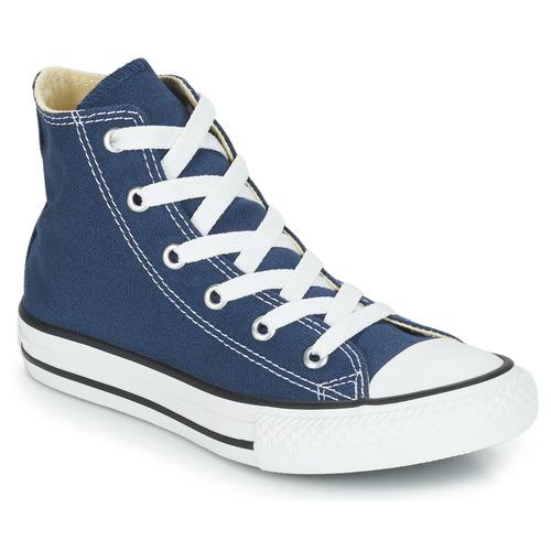 Schuhe Kinder Sneaker High Converse CHUCK TAYLOR ALL STAR CORE HI Marine