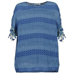 Kleidung Damen Pullover See U Soon CHAPELTON Blau