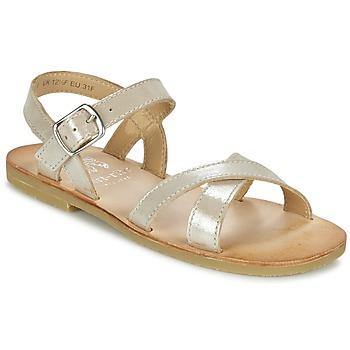 Schuhe Mädchen Sandalen / Sandaletten Start Rite NICE II Gold