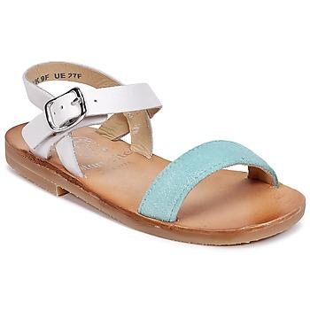 Schuhe Mädchen Sandalen / Sandaletten Start Rite FLORA II Blau