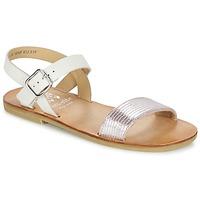 Schuhe Mädchen Sandalen / Sandaletten Start Rite FLORA II Rose / Weiss