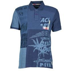 Kleidung Herren Polohemden Desigual BELUDINE Blau