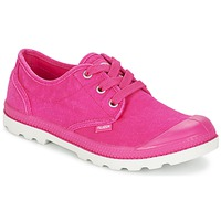 Schuhe Damen Sneaker Low Palladium US OXFORD Rose
