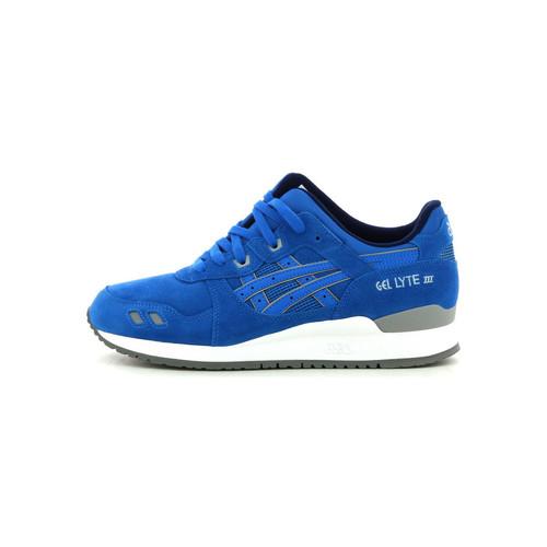 Schuhe Herren Sneaker Low Asics Gel Lyte III Bleu
