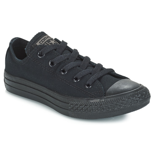 Schuhe Kinder Sneaker Low Converse CHUCK TAYLOR ALL STAR MONO OX Schwarz