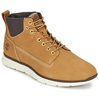 Schuhe Herren Sneaker High Timberland KILLINGTON CHUKKA WHEAT Rot multi wf sde