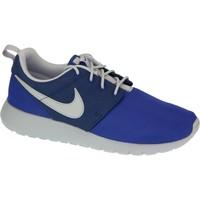 Schuhe Jungen Sneaker Low Nike Roshe One Gs 599728-410 Blue