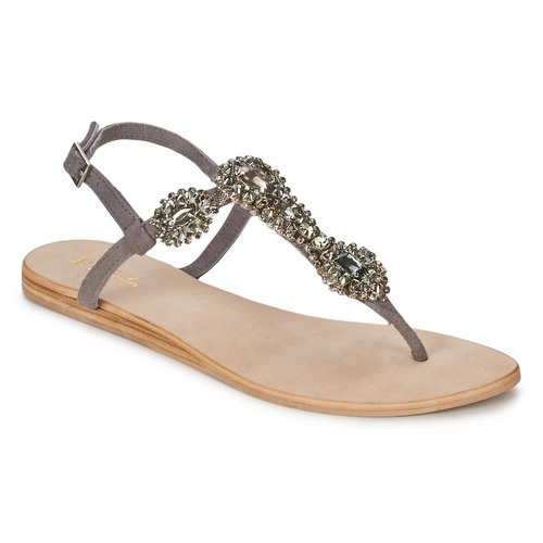 Sandalen / Sandaletten Betty London GRETA Grau 350x350