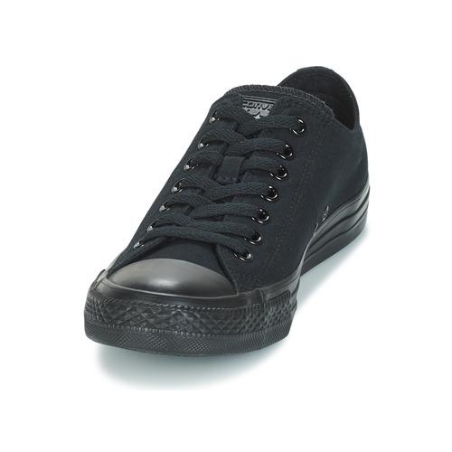 Converse  CHUCK TAYLOR ALL STAR MONO OX Schwarz  Converse Schuhe TurnschuheLow  63,99 df22dd