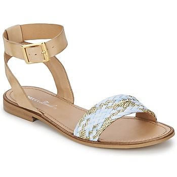 Sandalen / Sandaletten Betty London TRESSA Blau 350x350