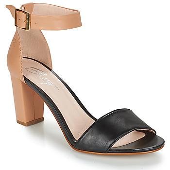 Sandalen / Sandaletten Betty London CRETA Schwarz 350x350
