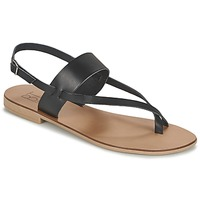 Schuhe Damen Sandalen / Sandaletten Betty London EVACI Schwarz