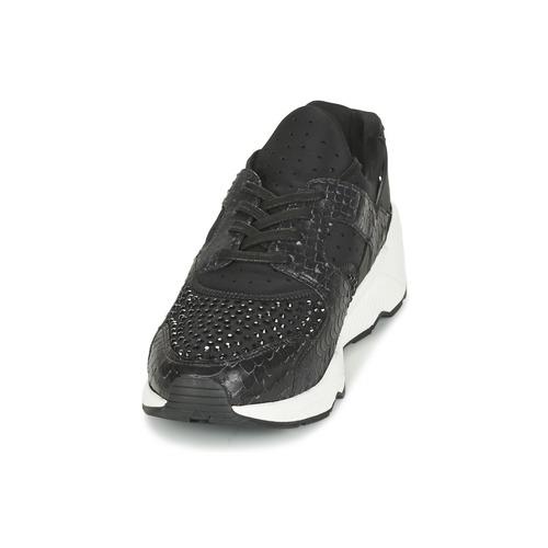 Ash MOOD Schwarz  Schuhe Sneaker Low Low Sneaker Damen 99,50 b1ee88