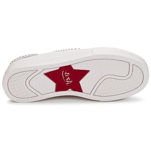 Ash JAGGER Weiss  Schuhe Slip on Damen 159,20
