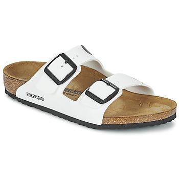Schuhe Kinder Pantoffel Birkenstock ARIZONA Weiss