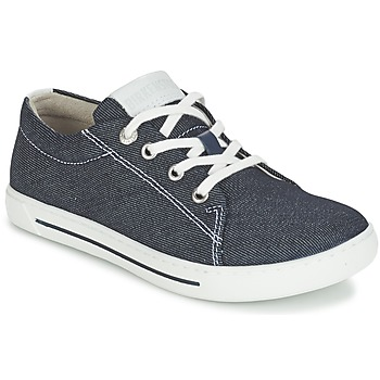 Schuhe Kinder Sneaker Low Birkenstock ARRAN KIDS Blau
