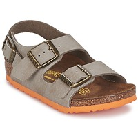 Schuhe Kinder Sandalen / Sandaletten Birkenstock MILANO Maulwurf