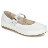 Schuhe Damen Ballerinas Birkenstock LISMORE Weiss